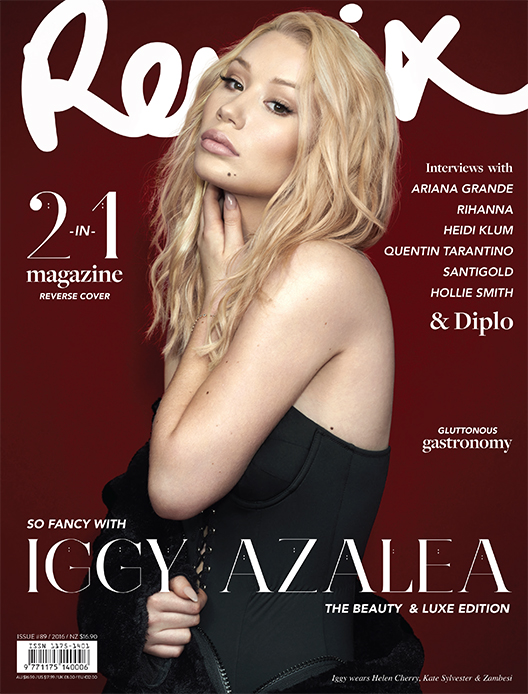 Iggy Top Model >> Photoshoots y carrera como modelo - Página 5 ISSUE-89-COVER