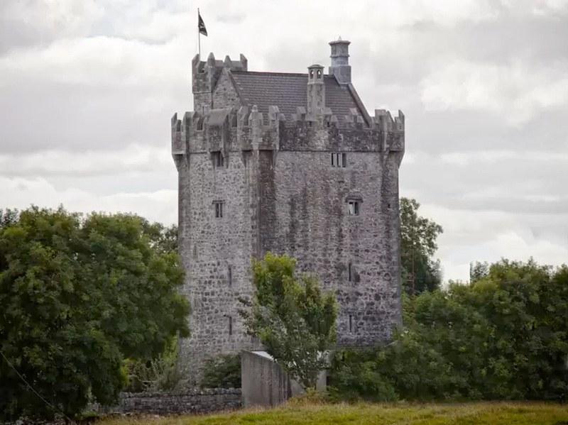 peters castle galway ireland