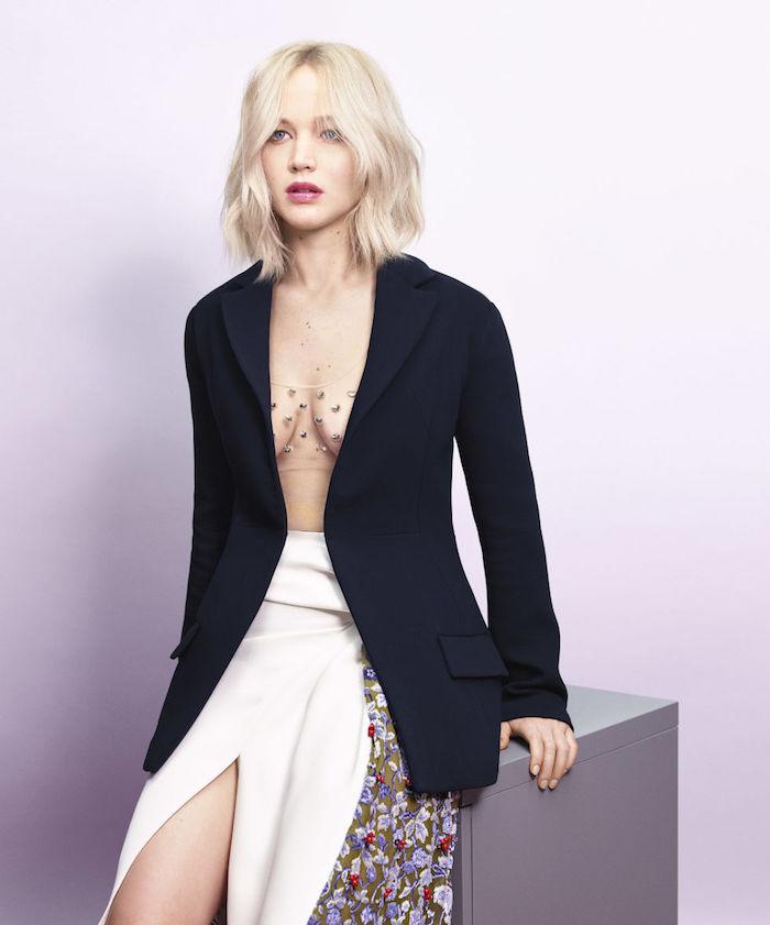 Jennifer Lawrence Harper's Bazaar