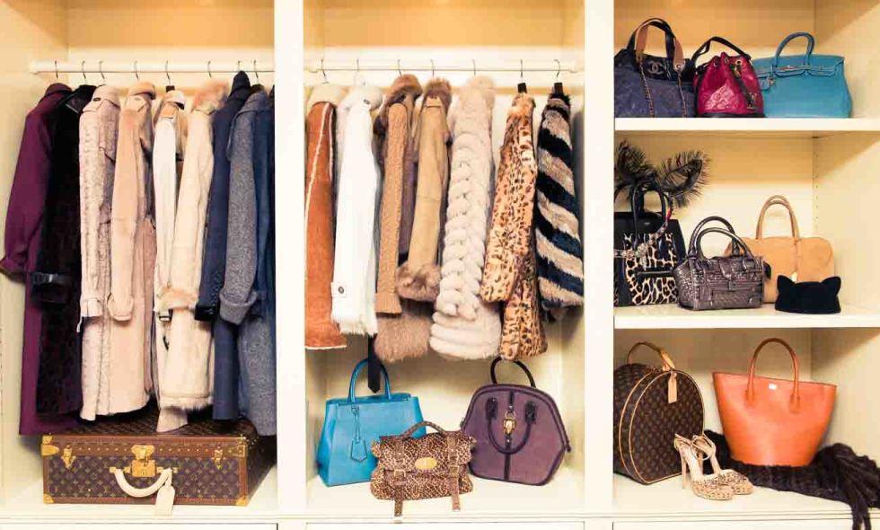 Rosie Huntington-Whiteley's wardrobe