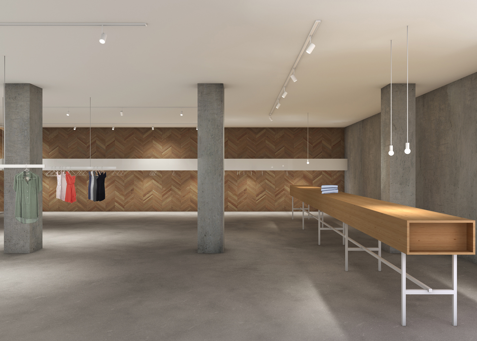 Minimalist Retail Spaces