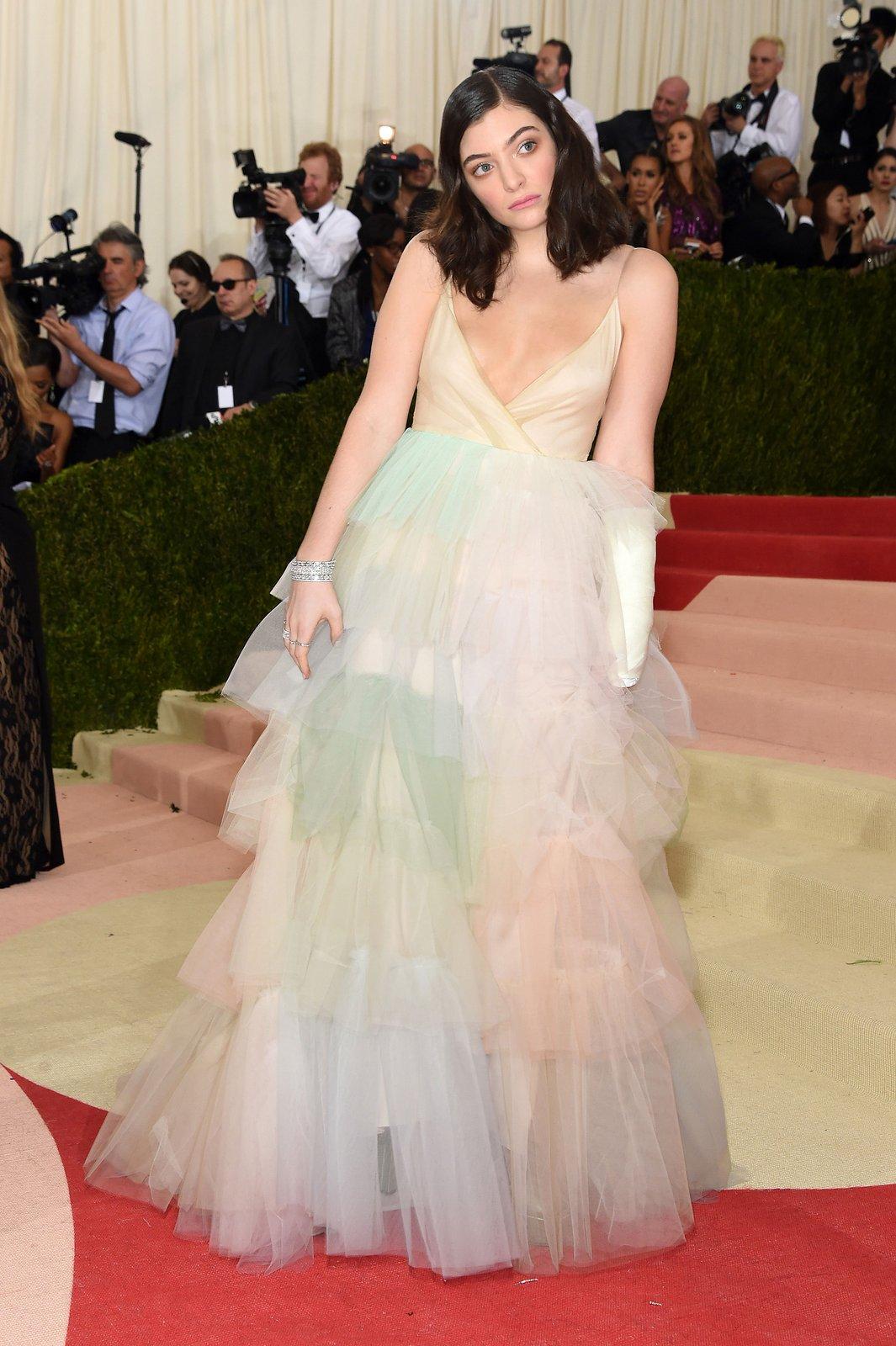 Lorde Met Gala after parties