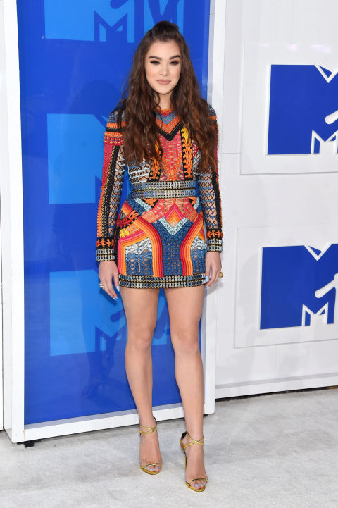 VMA's red carpet